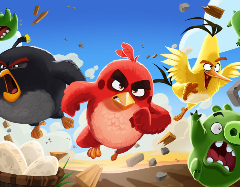 Quand la formation professionnelle s'inspire d'Angry Birds - illuxi